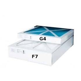 Kit filtre 1 EU7 + 1 EU4 pour IDEO 600914