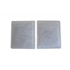 2 filtres G4 pour Dee Fly cube 300 / 370 Aldes