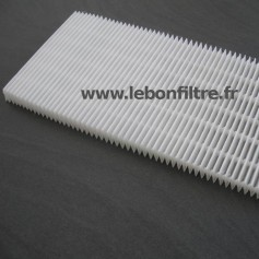 Filtres G4 épaisseur 20 mm à la découpe