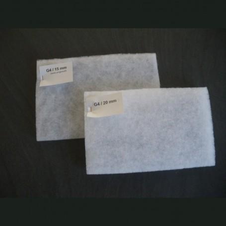 Plaque Filtre G4 - 1 métre