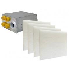4 Filtres G4 pour NEO DF VMC double flux